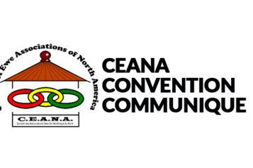 2013 CEANA convention Communique