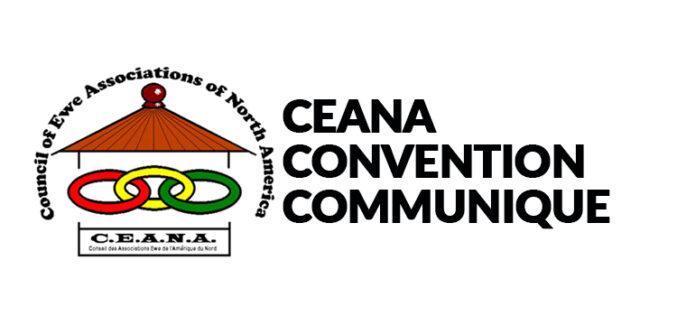 2010 CEANA Convention Communique